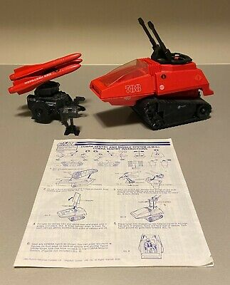 $ CDN80 • Buy GI Joe 1985 Sears Exclusive SMS 100% Complete W/Blueprints ARAH
