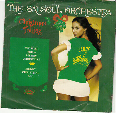 Salsoul Orchestra *we Wish You A Merry Christmas/merry Christmas All* Funk Soul • 0.99£
