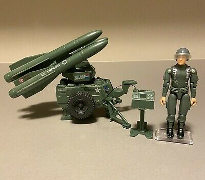 $ CDN19 • Buy GI Joe 1982 MMS 100% Complete W/Hawk ARAH