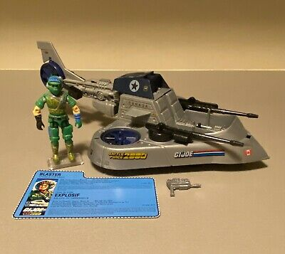 $ CDN3.25 • Buy GI Joe 1987 BF 2000 Vindicator 100% Complete W/Blaster, FC, And Blueprints ARAH