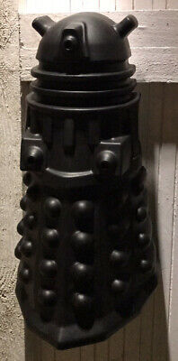 Latex And Fibreglass Mould Of A Dalek From Dr Who • 82£