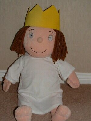 £37.99 • Buy Little Princess Large 26  Doll Plush Beanie Soft Toy Tony Ross Born To Play