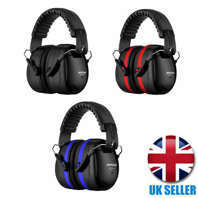 Electronic Ear Defenders Comfort Noise Reduction Shooting Construction Earmuffs  • 19.97£