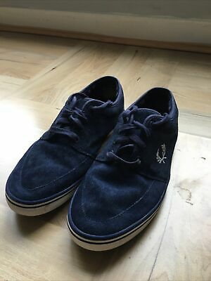 Mens Shoes Size 7 UK Smart Casual Fred Perry • 1£