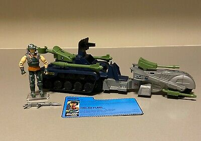 $ CDN0.99 • Buy GI Joe 1987 BF 2000 Marauder 100% Complete W/Dodger And Filecard ARAH