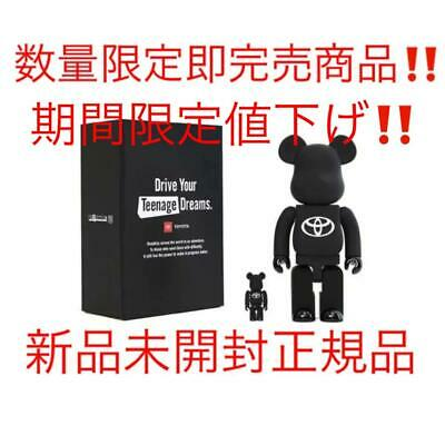 $403.53 • Buy Limited Quantity Be Rbrick Bearbrick Toyota