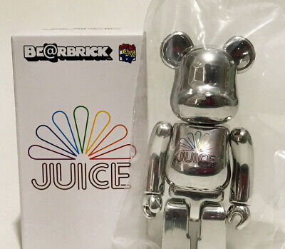$271.32 • Buy Mint Yet Released In Japan Hong Kong Clot Limited Juice 100 Bearbrick /