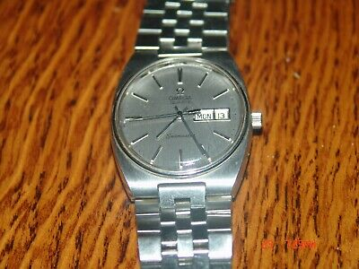 Omega Gent's Seamaster Quartz Watch, 1345 Calibre With Boxes,papers,guarantee • 27£