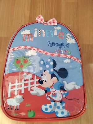 MINNIE MOUSE Lunch Box School Travel Disney Store Exclusive  • 4.99£
