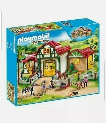 Playmobil Country Horse Farm 6926 Brand New Boxed Rrp 84.99 • 69.99£