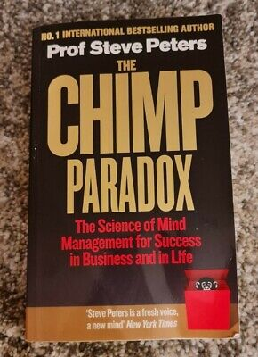 The Chimp Paradox: The Acclaimed Mind Management Programme To Help You... • 7.80£