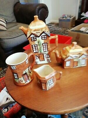 4 Pieces Kensington Price Brothers Cottage Ware • 14.99£