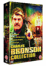 Charles Bronson Collection - Kinjite - Forbidden Subjects/Messenger Of Death/10 • 6£