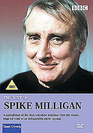 The Best Of Spike Milligan DVD BBC • 4.36£