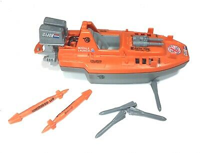 $ CDN26.07 • Buy Gi Joe Cobra Vintage 1986 Devilfish  Boat  Complete Nothing Broken