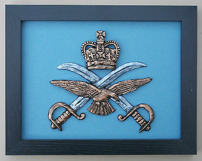 Large Scale Framed RAF PHYSICAL TRAINING INSTRUCTOR Badge Plaque Royal Air Force • 14.99£