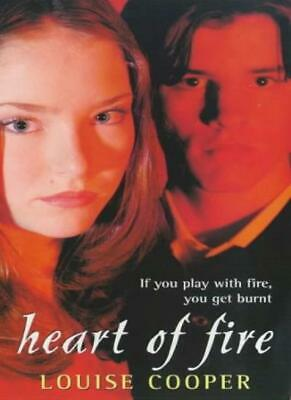 Heart Of Fire-Louise Cooper • 3.11£