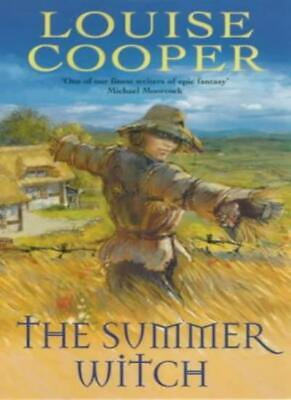 The Summer Witch-Louise Cooper, 9780747259503 • 4.09£