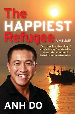 AU17 • Buy The Happiest Refugee By Anh Do - Paperback Book - BRAND NEW - FREE SHIPPING AU
