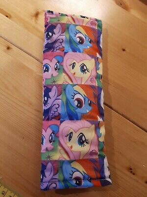 Multicoloured My Little Pony Car Seat Belt Pad,  Shoulder Protection Pad X1 • 3.50£