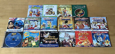 Promotional Newspapers Daily Mail Daily Ex Children's Collection 15 DVD's & 1 CD • 3.99£