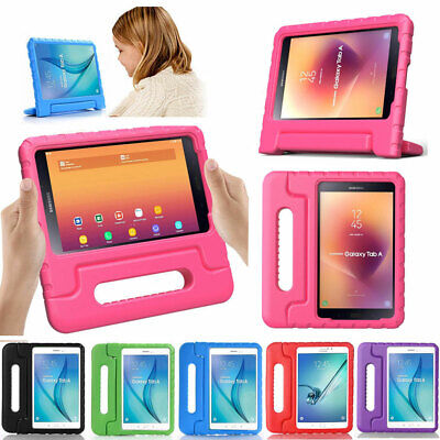 AU18.93 • Buy Tablet Kids Shockproof EVA Handle Case Cover For Samsung Galaxy Tab A 8.0 Inch