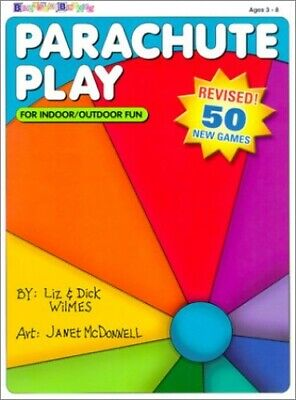 Parachute Play By Wilmes, Dick Paperback Book The Cheap Fast Free Post • 5.49£
