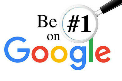 Top Rank Up Your Website On Google 1st Page With SEO. • 15£