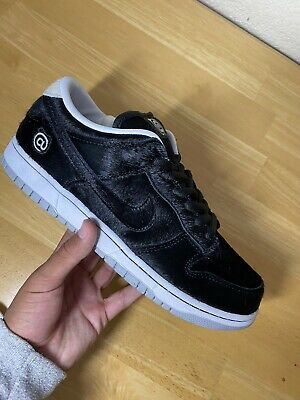 $300 • Buy Nike Sb Dunk Low Medicom Bearbrick (2020) Size 9.5 READY TO SHIP!! IN HAND DS