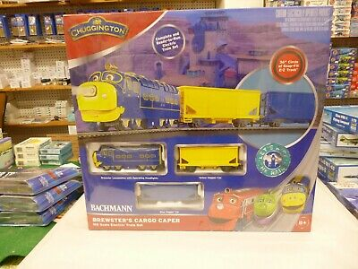 $ CDN64.88 • Buy Bachmann Chuggington HO Childrens Complete Electric Train Set New  Sealed