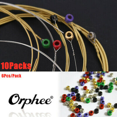 $ CDN41.50 • Buy Orphee TX620 Extra Light (.010-.047) Acoustic Folk Guitar Strings 6pcs/Set T4W5