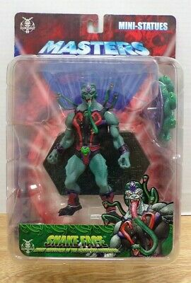$75 • Buy Snake Face S4 Masters Of The Universe Mini-Statues Four Horsemen NECA 112720DBT2