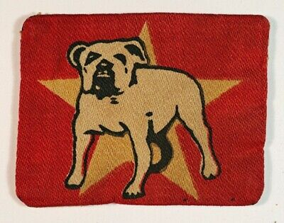 British Reinforcement Training Centre (India) WW2 Printed Formation Sign Badge • 20£