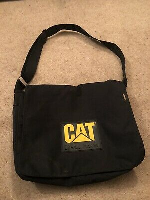 Caterpillar Diesel Power Satchel Bag Official CAT • 7£