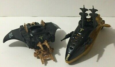 $ CDN55 • Buy Gi Joe Vintage 2 Vehicle Complete Lot Destros Despoiler  Darklons Evader Hasbro