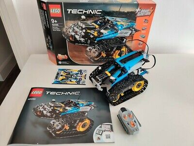 Lego Technic Remote-Controlled Stunt Racer Set (42095) 100% Complete With Box • 26£