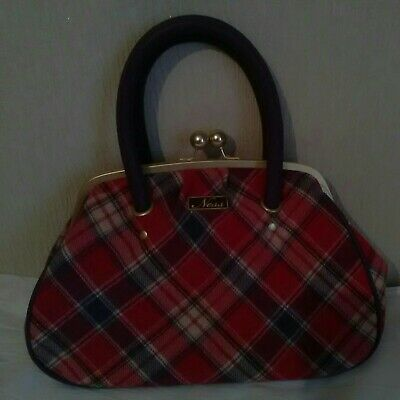Ness Bag New Lovely Colours Pink / Purple • 15£