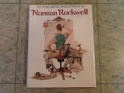 $ CDN9.73 • Buy 102 Favorite Paintings By Norman Rockwell Hardback With Dust Jacket