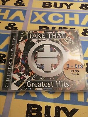 Take That - Greatest Hits (1998) • 1.99£