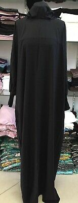 Prayer Dress With Attached Hijab (one Size) • 19.99£