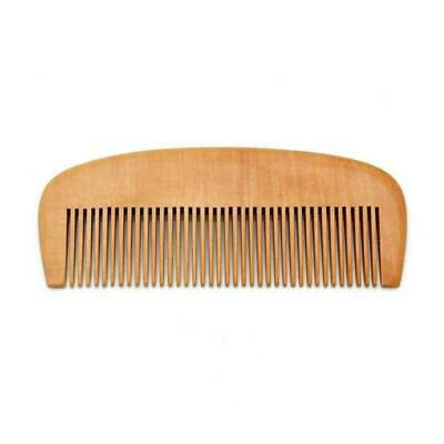 Natural Pear Wooden Comb Hair For Women And Men Styling Small Pocket Sized Gift • 3.39£