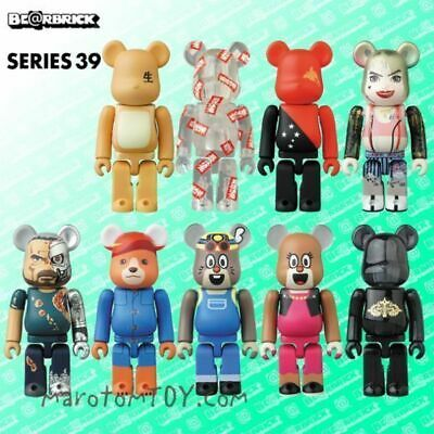$153.08 • Buy Bearbrick 39 Normal Comp Set All 9 Types Medicom Toy