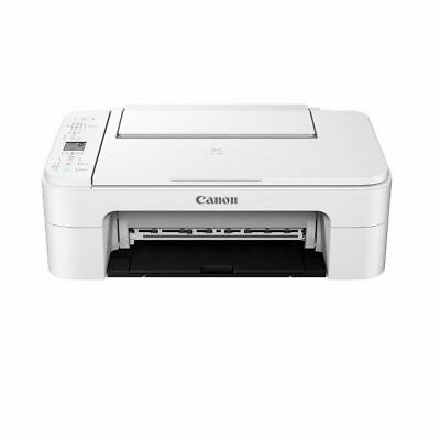 View Details Canon PIXMA TS3322 Wireless Inkjet All-In-One Printer • 52.95$