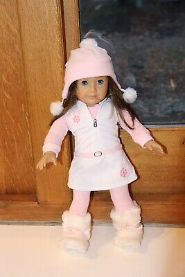 American Doll  Snow Outfit (doll Not Included) • 5.80£