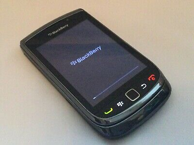 BLACKBERRY TORCH 9800 SLIDE UP MOBILE SMART PHONE TOUCH SCREEN & KEYPAD 99p • 5.50£