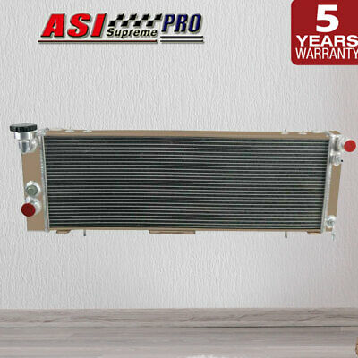 AU199 • Buy 3Cores Aluminum Radiator For 1994-2001 99 Jeep Cherokee XJ 4.0L 1995 1996 AT/MT