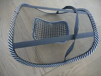 AU0.99 • Buy Lower Back Lumbar Support Office Chair Car Seat Lumber Cushion Backrest Mesh AU