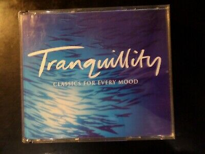Cd Triple Album - Readers Digest - Classics For Every Mood - Tranquility • 1£
