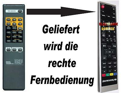 New Product Replacement Remote Control Yamaha Hi-Fi VM70310 DSP-E390 DSPE390 • 14.62£