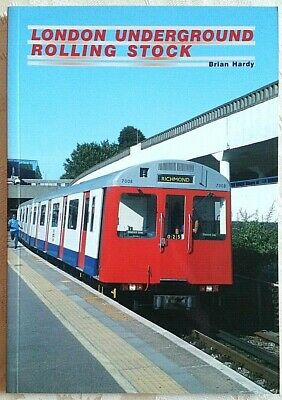 £7 • Buy London Underground Rolling Stock  By Brian Hardy